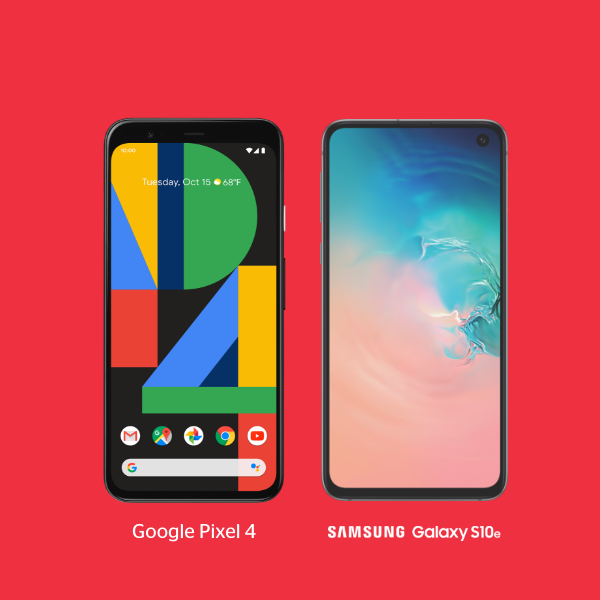 June 2020 - Switch and get 50% Off Smartphones. No trade-in required. - 06/04 - 07/08/20