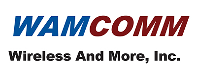 WAMCOMM - Wireless And More, Inc. Logo