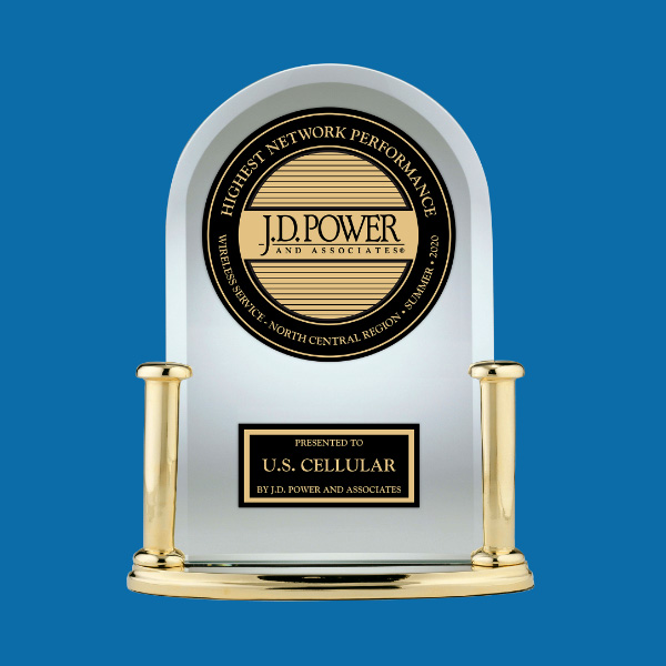 August 2020 – Home – Switch to the network J.D. Power ranked #1 in network quality in the north central region. – 08/20/2020 – 01/01/2021