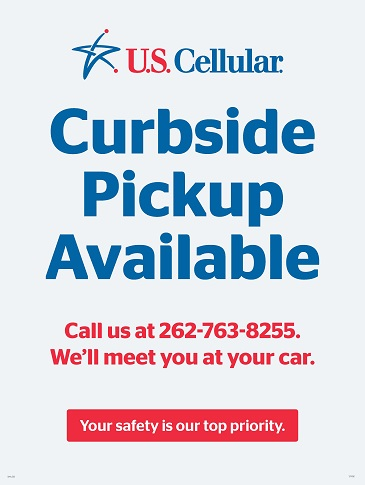 Curbside Pickup Available