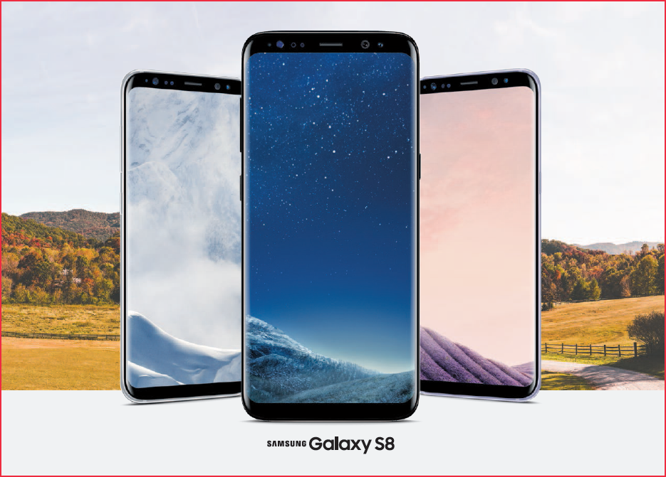 USCC P3C 2017 Samsung GS8 Offer - Home Page Image