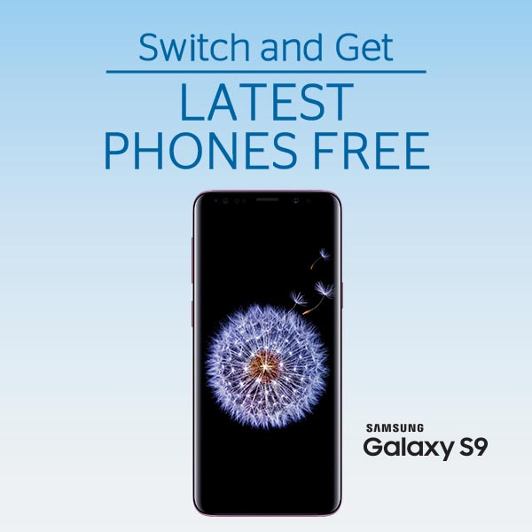 Switch and Get Latest Phones Free