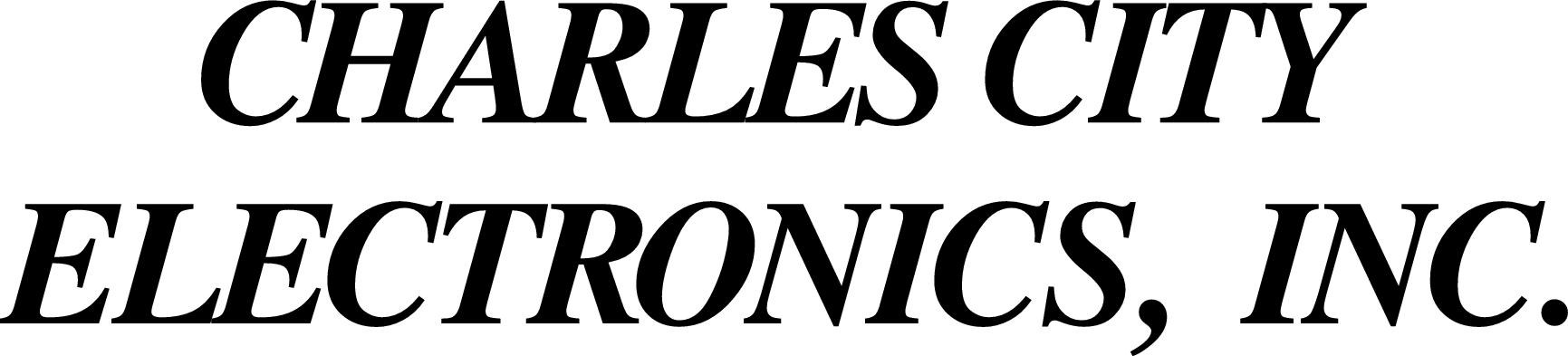 Charles City Electronics, Inc.