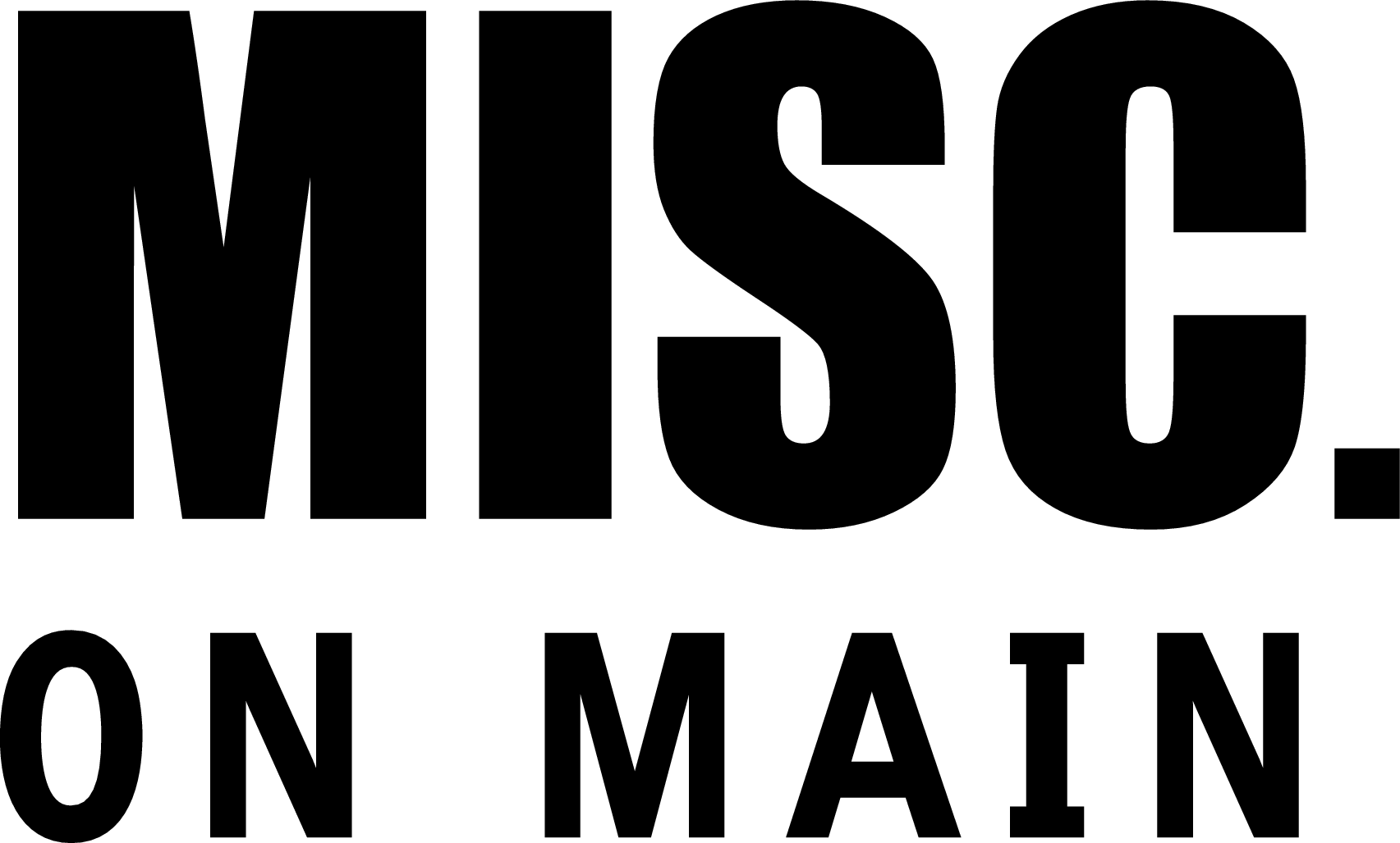 Misc. on Main agent logo