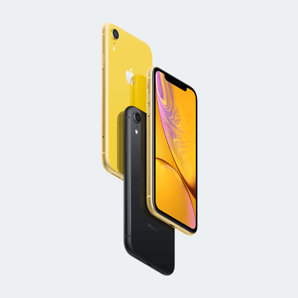 iPhone XR images