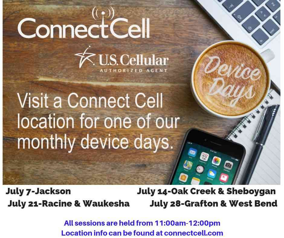 Device Days US Cellular  Grafton West Bend