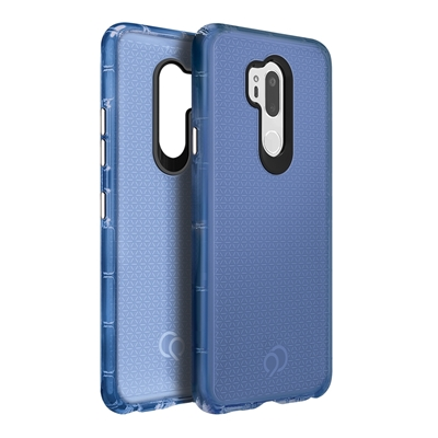 Nimbus9 LG G7 case in Pacific Blue