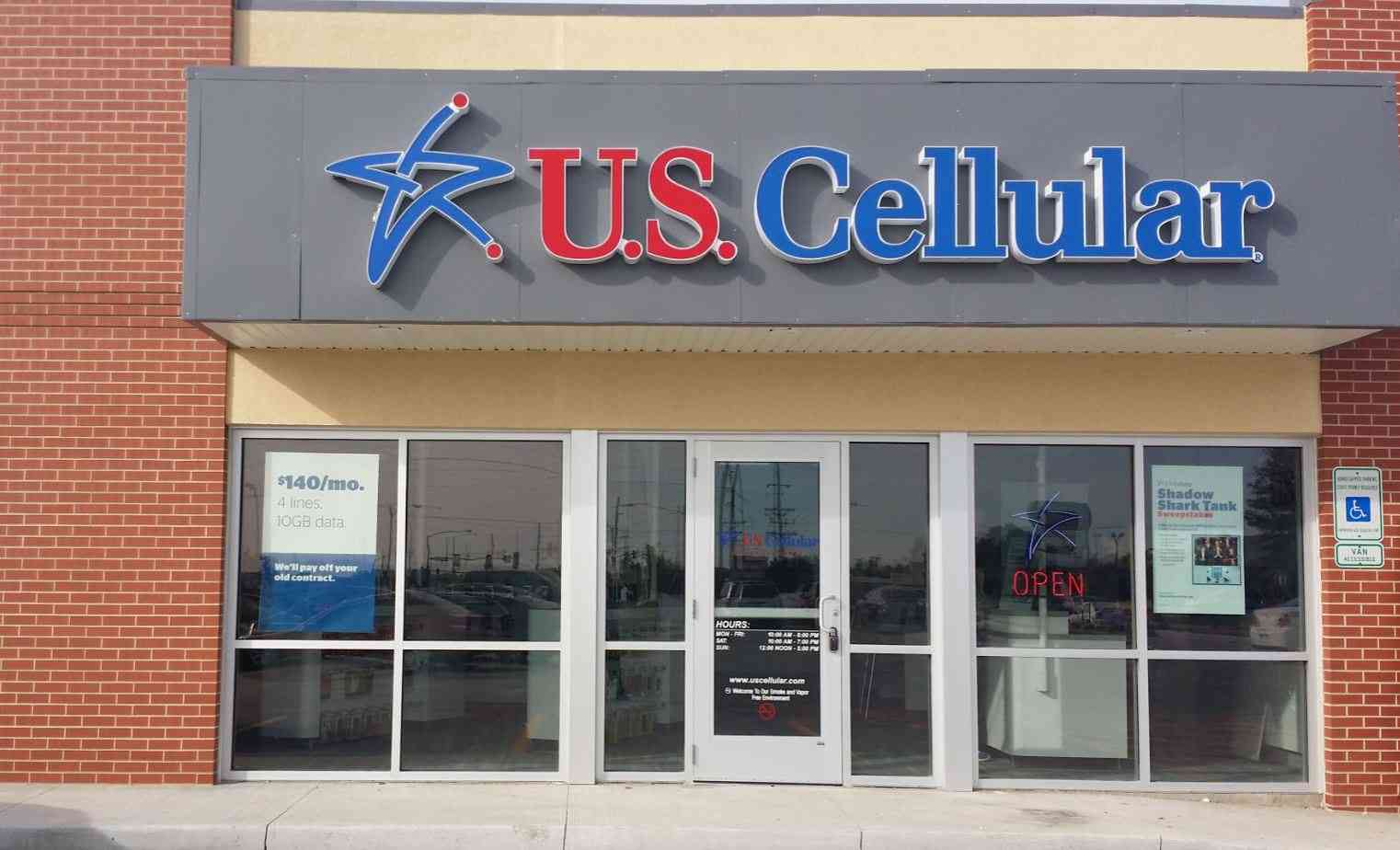 UScellular in Marion, Iowa